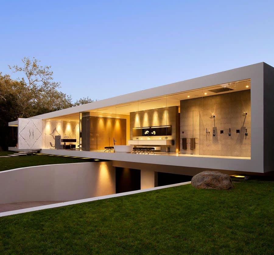 The Glass Pavilion, an ultramodern house by Steve Hermann | HomeDSGN: https://www.homedsgn.com/2011/03/30/the-glass-pavilion-an...