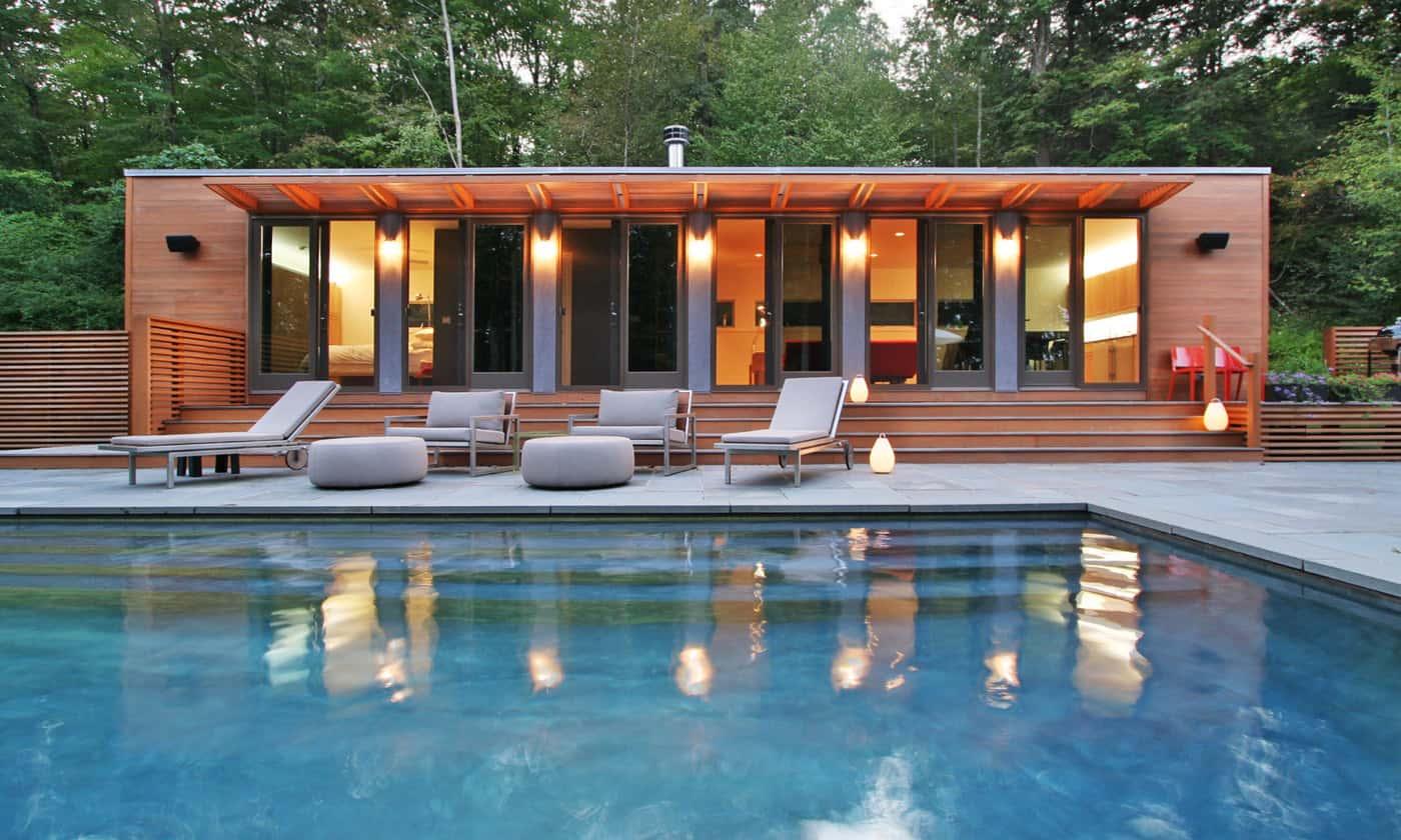 Connecticut Pool House 03 Jpg