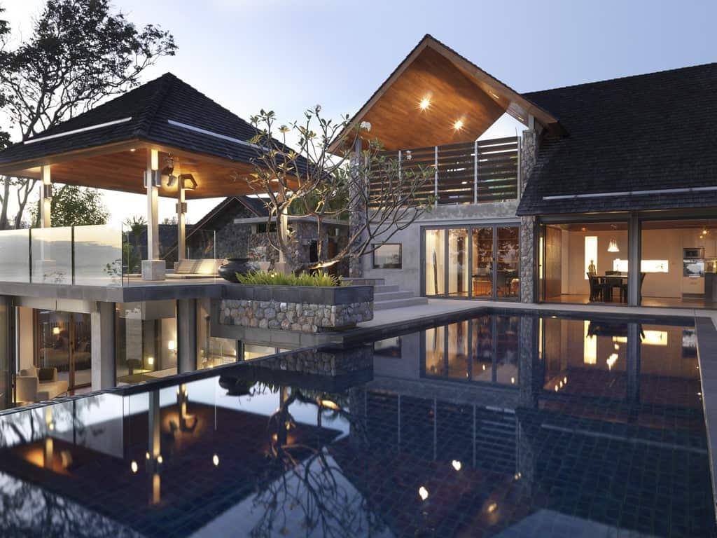 Beautiful Ocean Front House in Kamala, Phuket