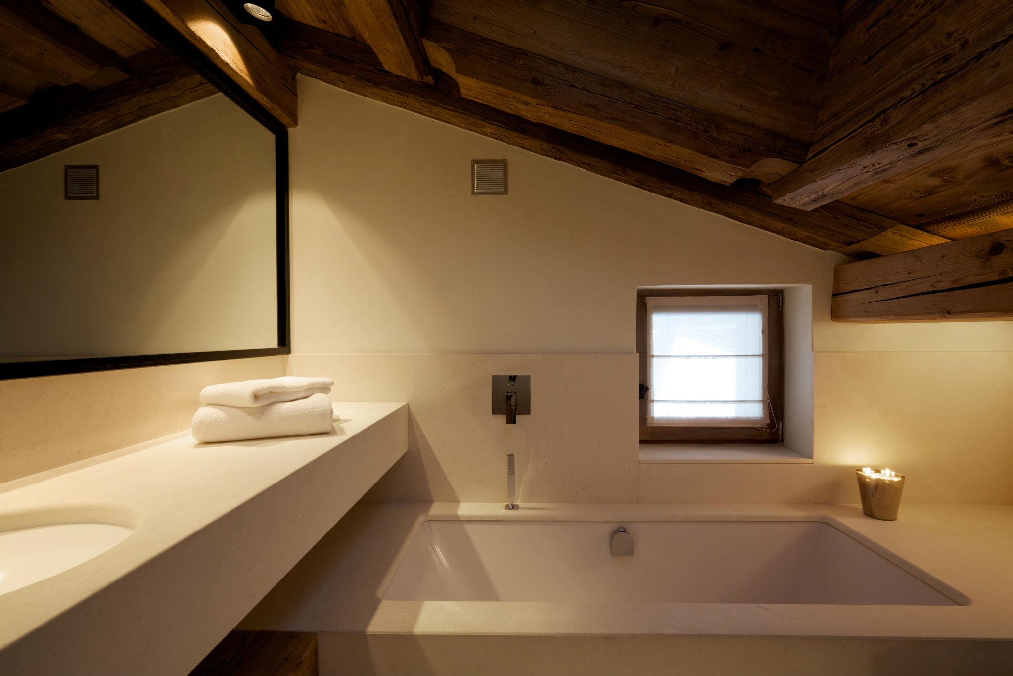 attic staircase design ideas - Chalet Cyanella by Bo Design 30