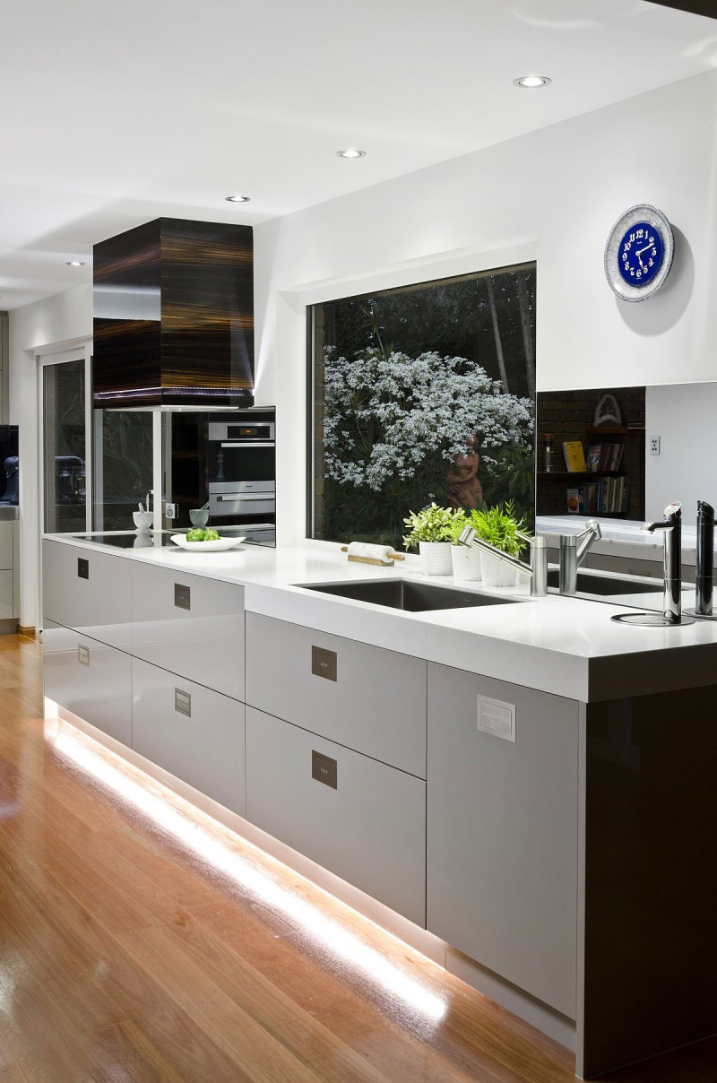 modern kitchen design australia a contemporary kitchen in australia by darren homedsgn 344