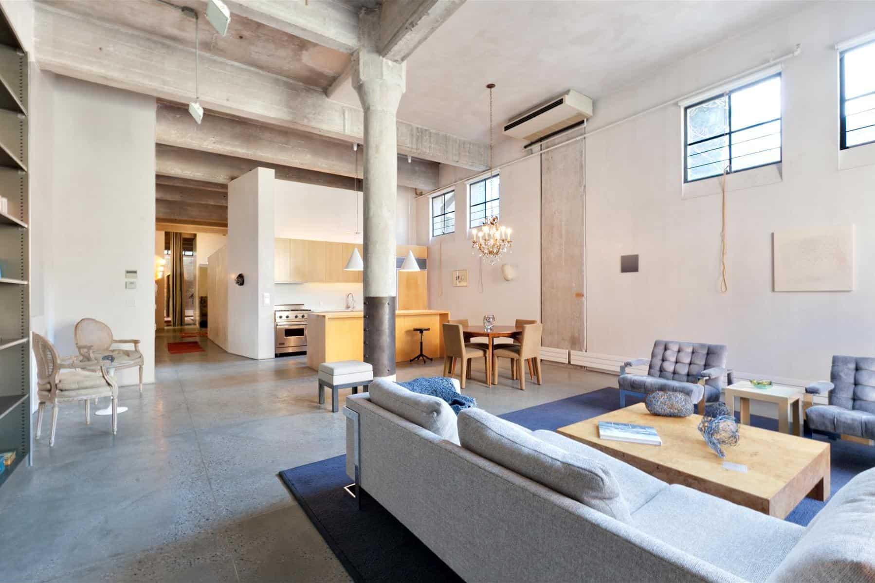 Three Bedroom Loft in West Village Manhattan 4