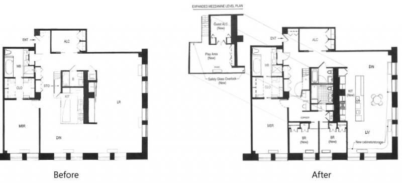 Beautiful Loft Apartment Floor Plans Photos Design And . Loft ...