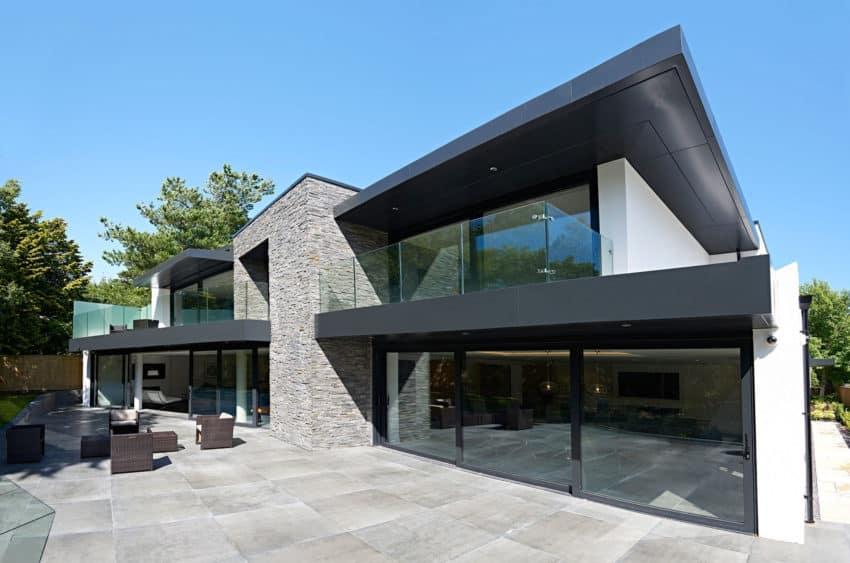 Nairn Road bởi David James Architects (3)