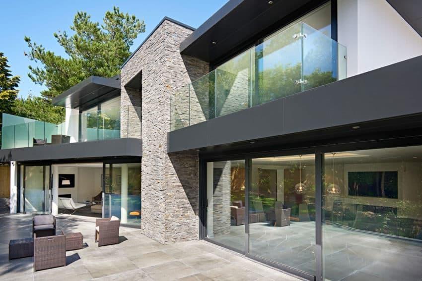Nairn Road bởi David James Architects (4)