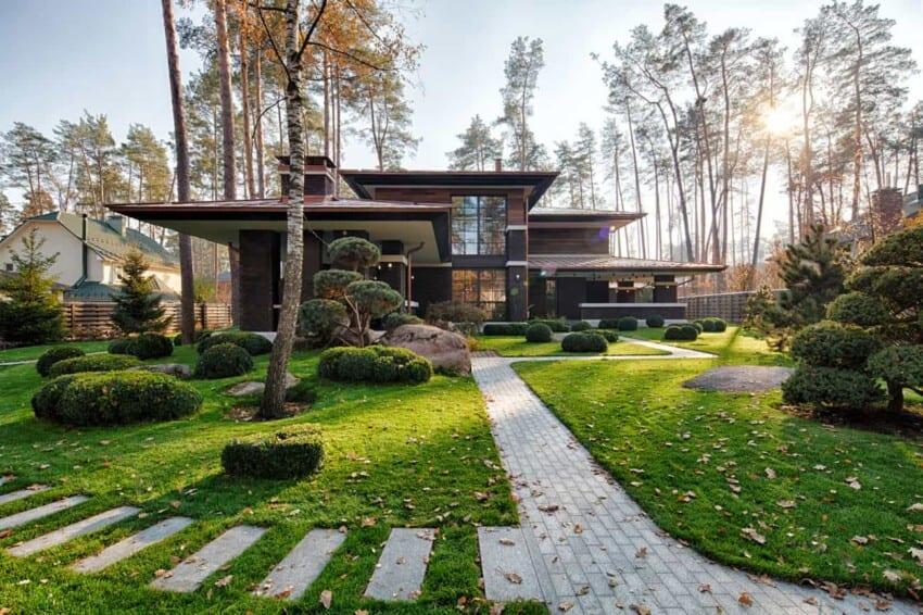 Prairie Ngôi nhà Yunakov Kiến trúc (2)