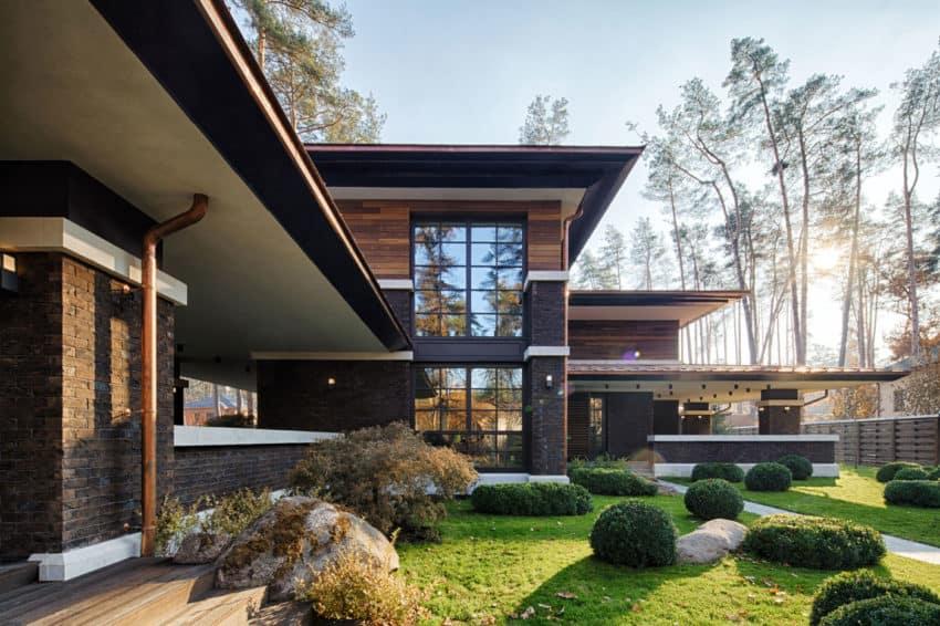 Prairie Ngôi nhà Yunakov Kiến trúc (9)