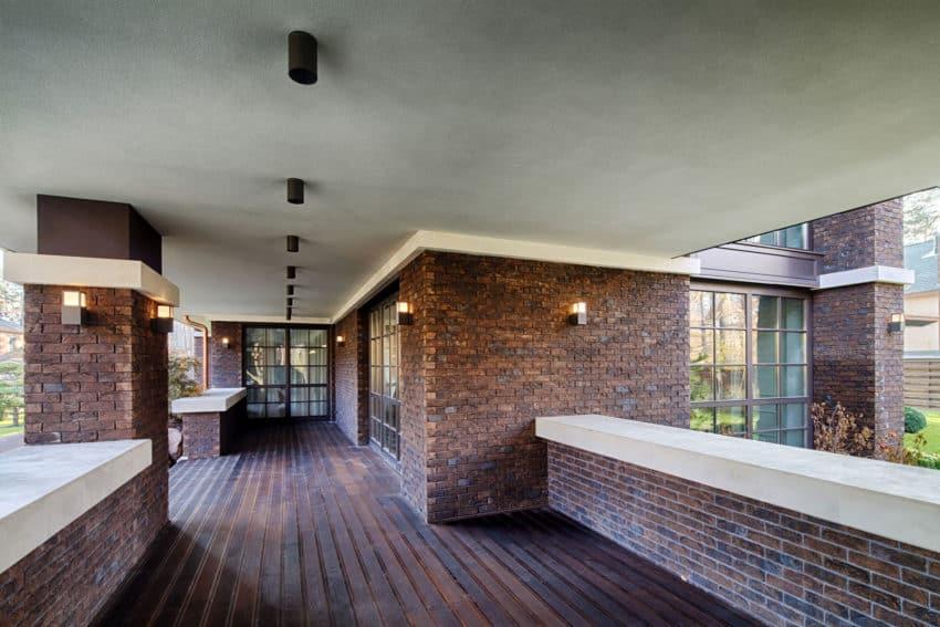 Prairie Ngôi nhà Yunakov Kiến trúc (15)