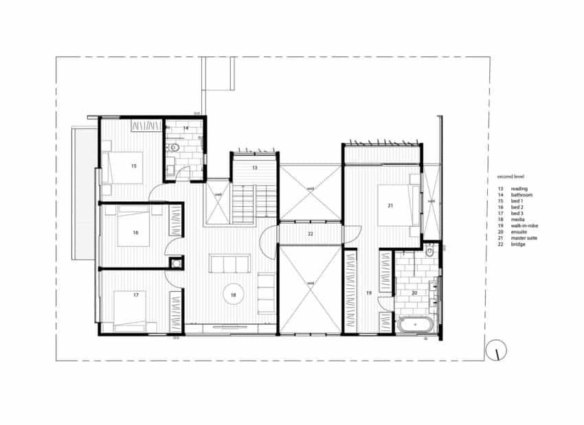Backyard House by Joe Adsett Architects (19)