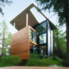 Stone house by vo trong nghia architects homedsgn - Maison loliveraie casa nel bosco di ulivi ...